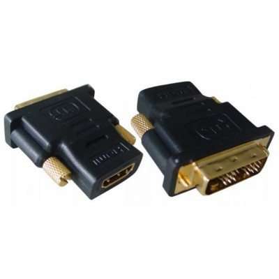 HDMI Female T0  DVI Male Adapter