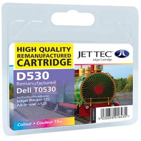Jettec Dell Ink 530