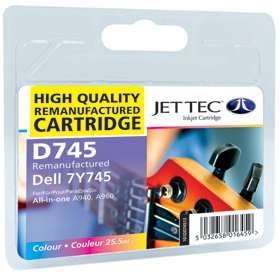 Jettec Dell Ink 745