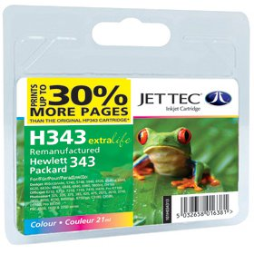 Jettec HP INK 343