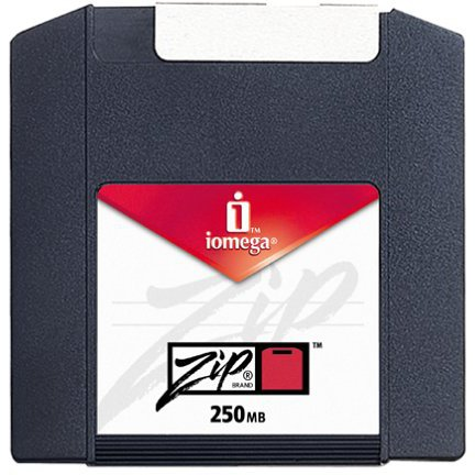 Zip 250MB Disk 4 Pack
