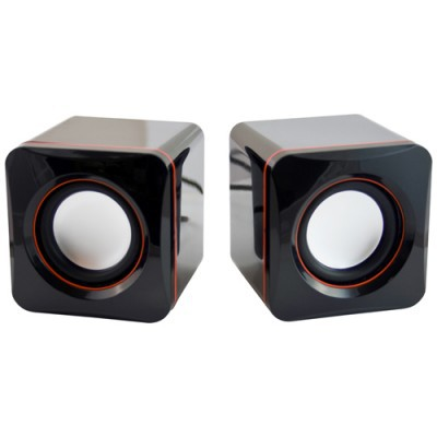 Mini N CubeUSB 2.0 Speakers