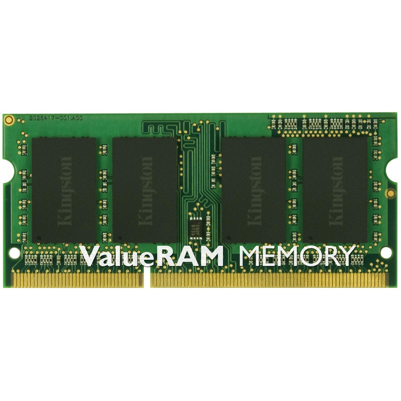 Kingston 2GB DDR1066 SODIMM Laptop Ram