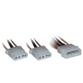 Molex Power Splitter