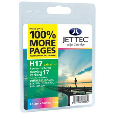Jettec HP INK 17