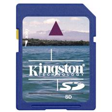 Kingston 8GB SD Card  Class 10