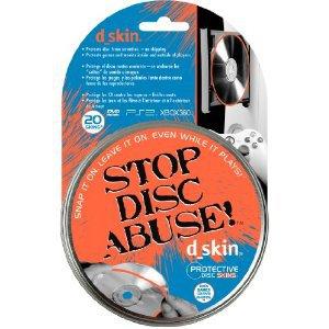 DSKIN Disk Protector 5 Pack