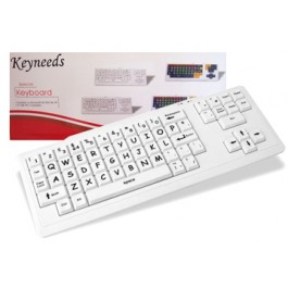 Childrens Keyboard Uppercase