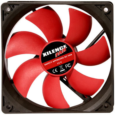 Xilence Red Wing Cooling Fan 120MM