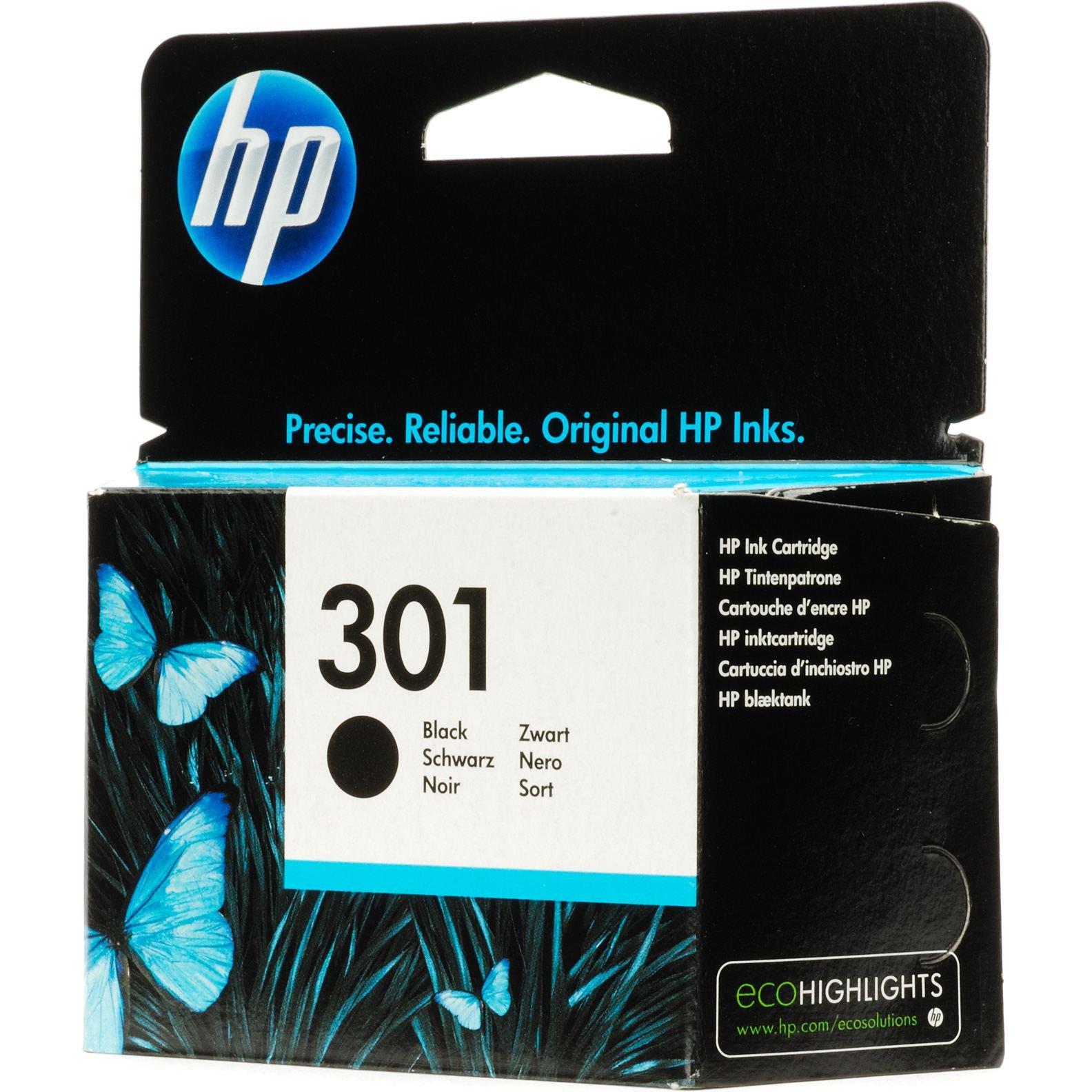HP INK 301 Black