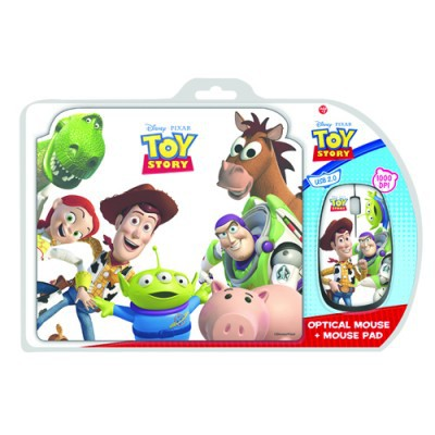 Toy Storey Mouse/Pad Set
