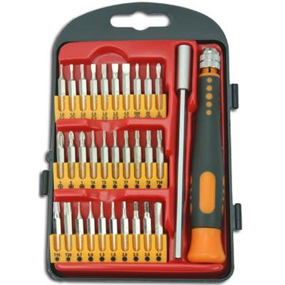 T Sprotek 32 Piece Screwdriver Set
