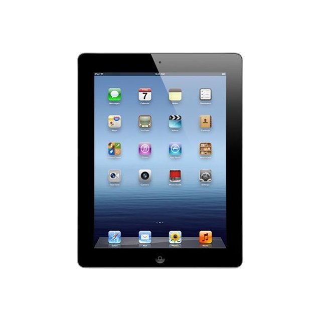 iPad with Retina Display 16GB Wi-Fi - Black