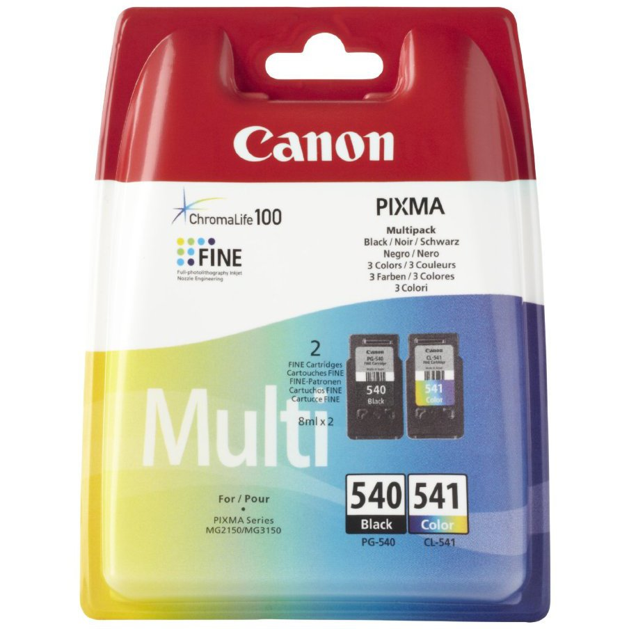 Canon PG-540 CL-541 Multipack