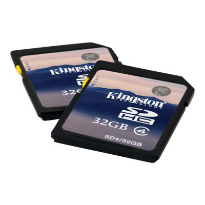 Kingston 32GB SD Card
