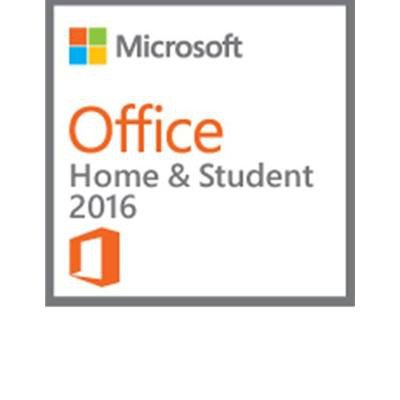 MS Office 2016 Home And Student Key No Disk (1 User)
