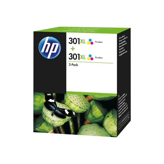 HP INK 301XL Tri Colour  Pack