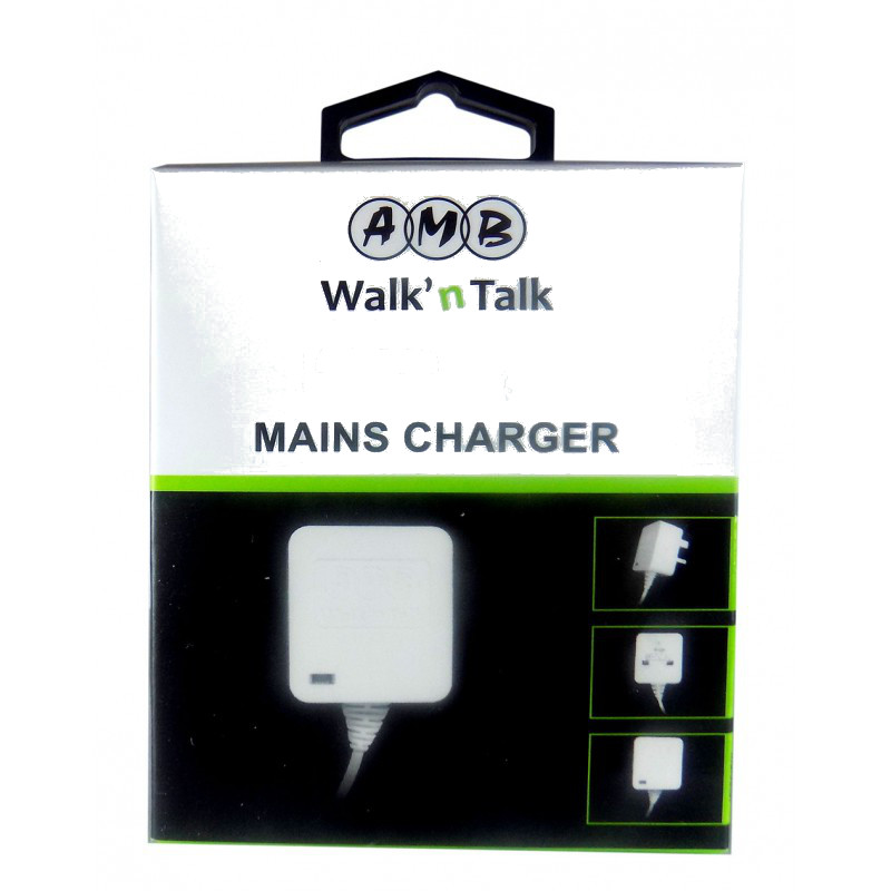 AMB iPhone 4 Mains Charger