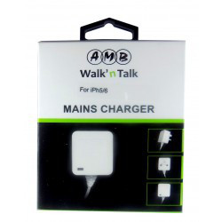 AMB iPhone 5/6/7 Mains Charger