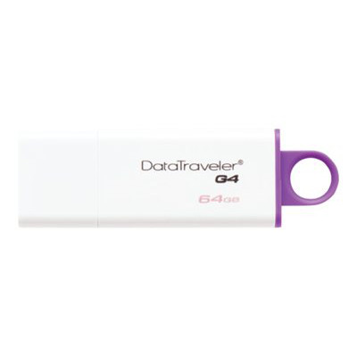 Kingston DataTraveler G4 64GB USB Drive
