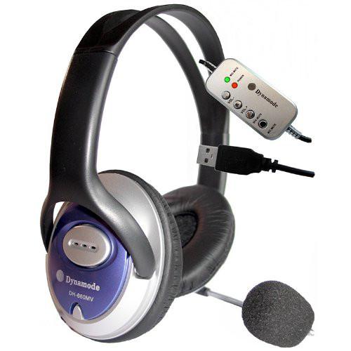Dynamode USB Headset 660 DYNDH660USB