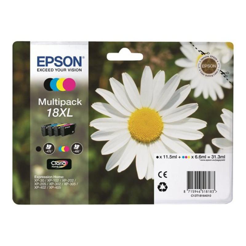 Epson 18XL Multipack Ink Cartridge