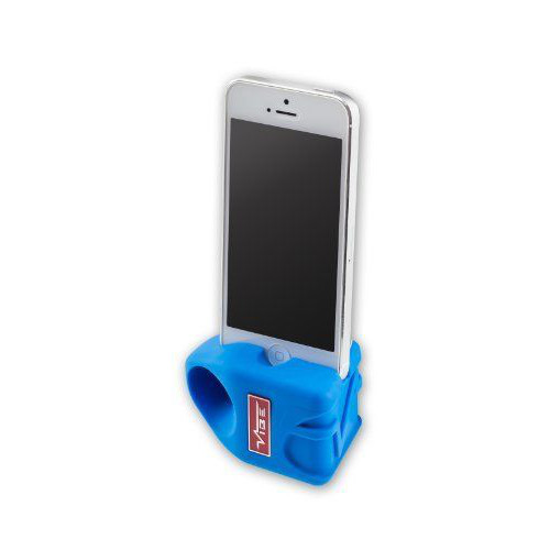 Vibe Slick Rok Speaker for iPhone 5/5S - Blue