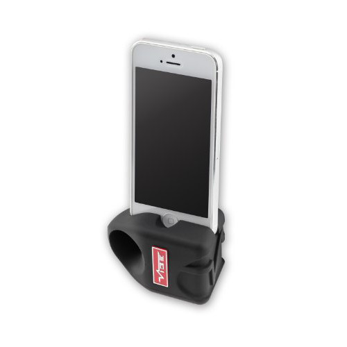 Vibe Slick Rok Speaker for iPhone 5/5S - Black
