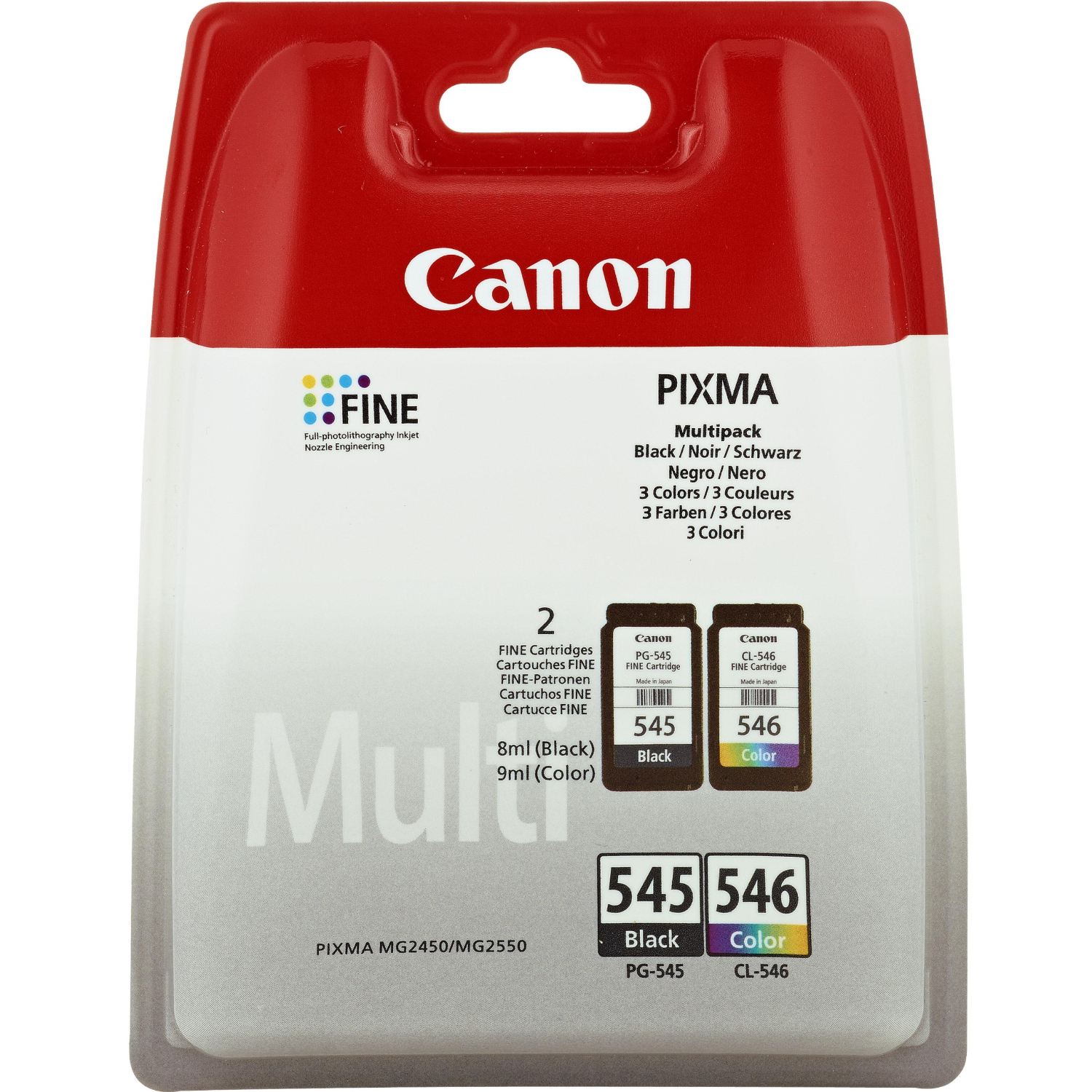 Canon PG-545 CL-546 Multi Pack