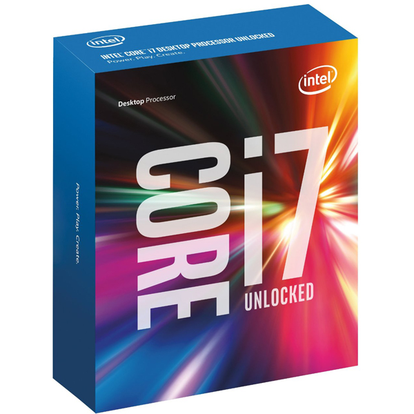 Intel Core i7-7700K 4.2GHz Kaby Lake Socket 1151 8MB L3