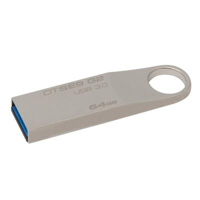 Kingston DataTraveler SE9 G2 64GB USB 3.0  USB Drive