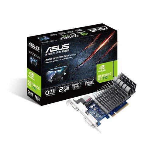 Asus Geforce GT 710 2GB DDR5 Passive