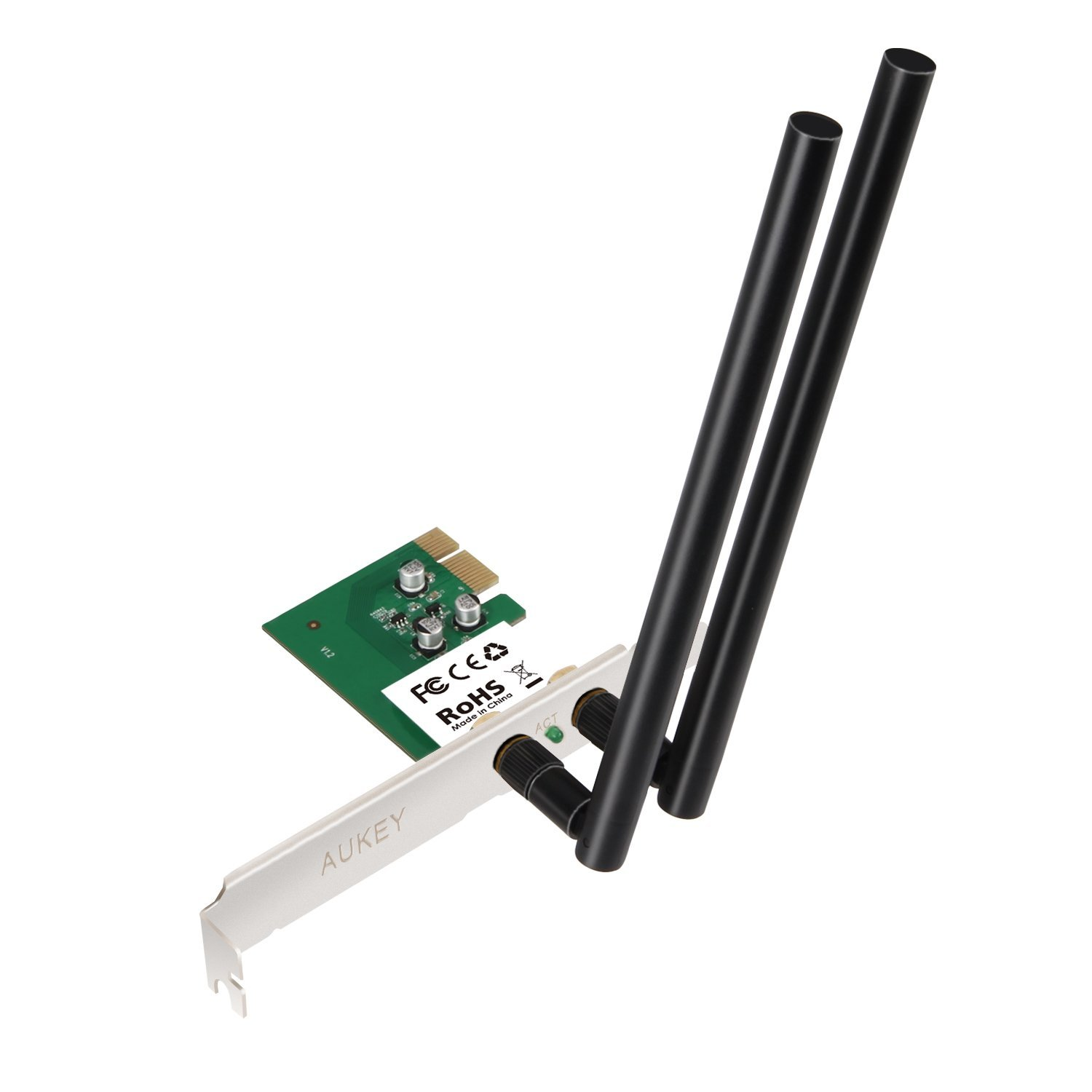 AUKEY PCIE  AC1200 Wireless Dual Band PCI Express Adapter
