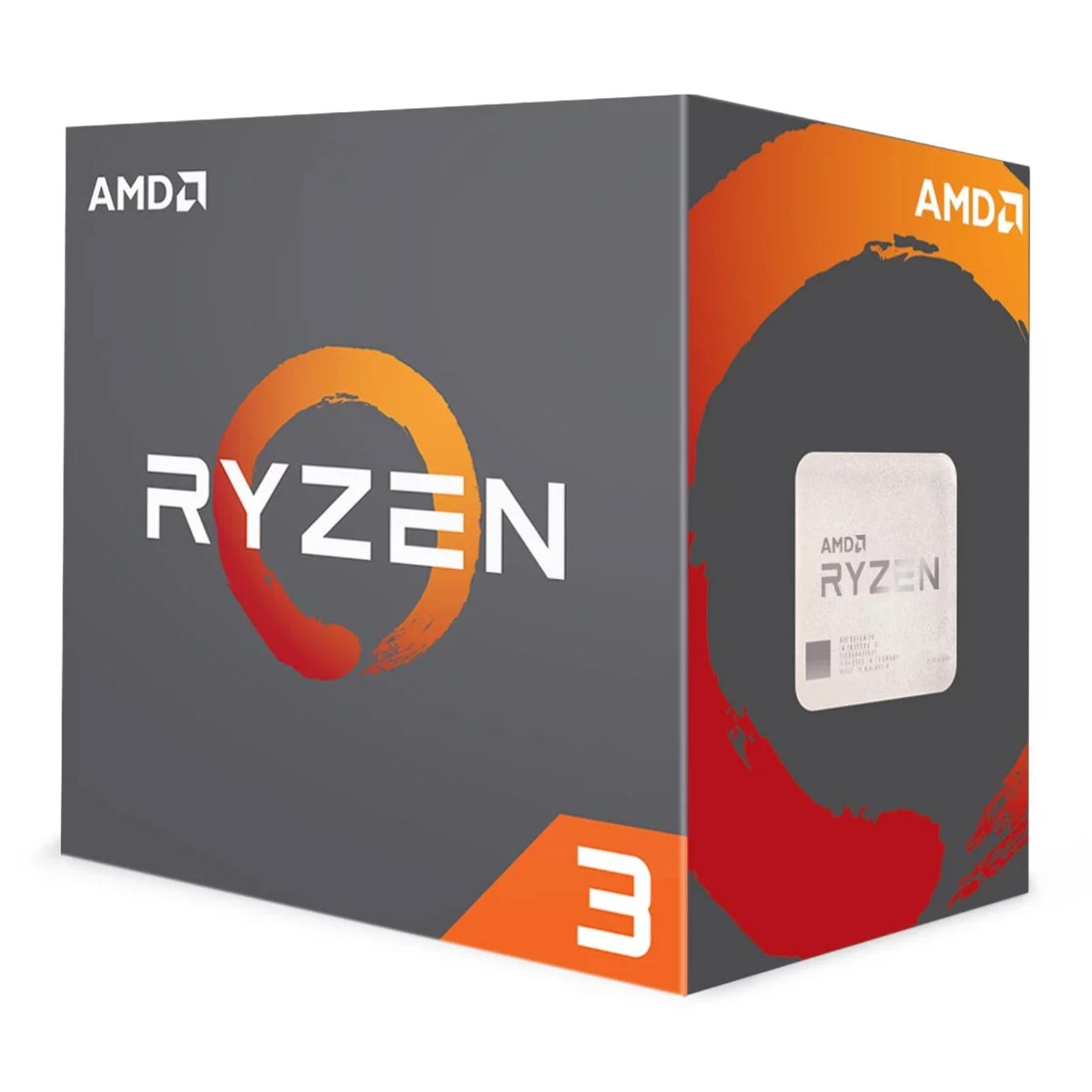 AMD Ryzen 3 1200 3.1GHz Quad Core AM4 Socket