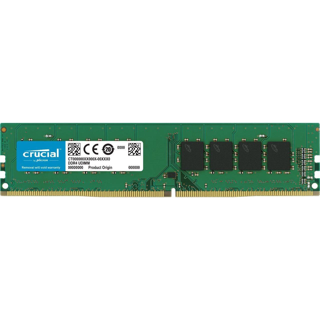 Crucial 4GB DDR4 2400 Ram