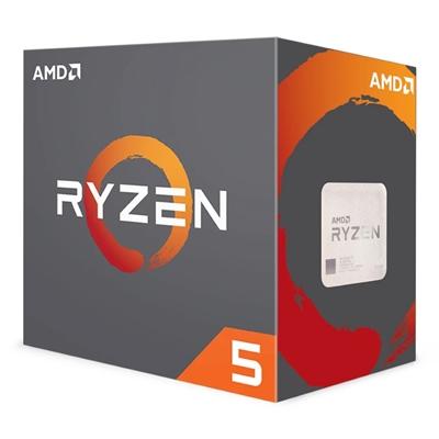 AMD Ryzen 5 1600X 3.6GHz Quad Core AM4 Socket