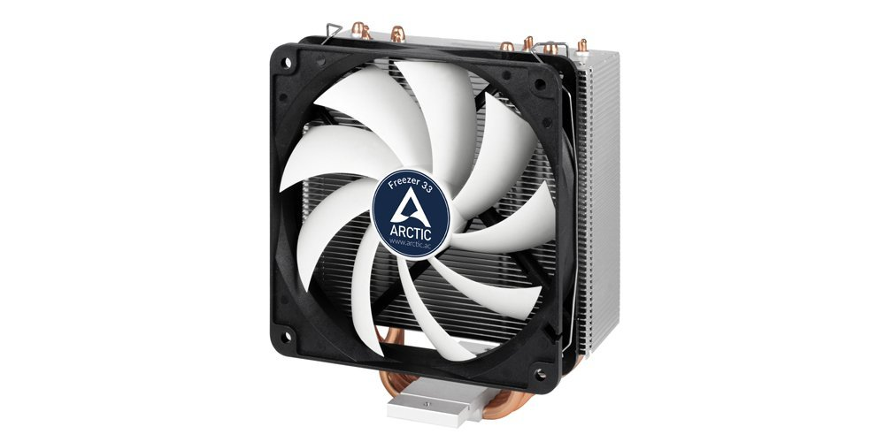 Arctic Freezer 33 Cooler Intel 115X/2011-3 AMD AM4 120 mm PWM