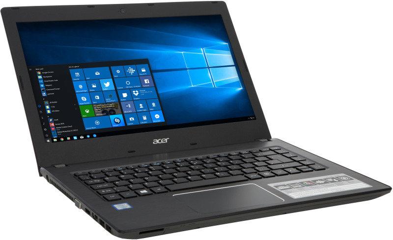 Acer Aspire E14 i3-6006U 8GB DDR4 1TB HD Win 10 14 Inch
