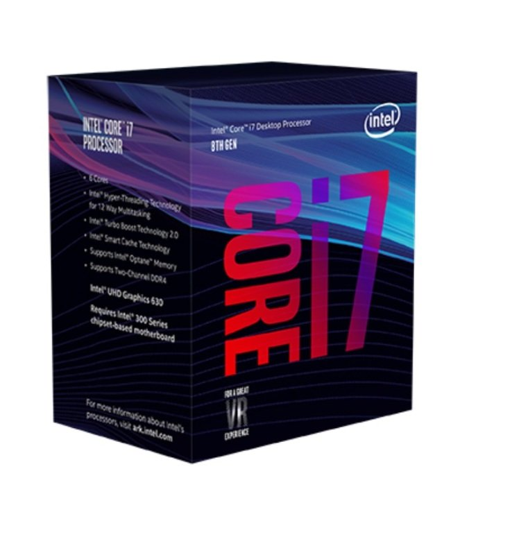 Intel Core i7-8700 3.20GHz Processor