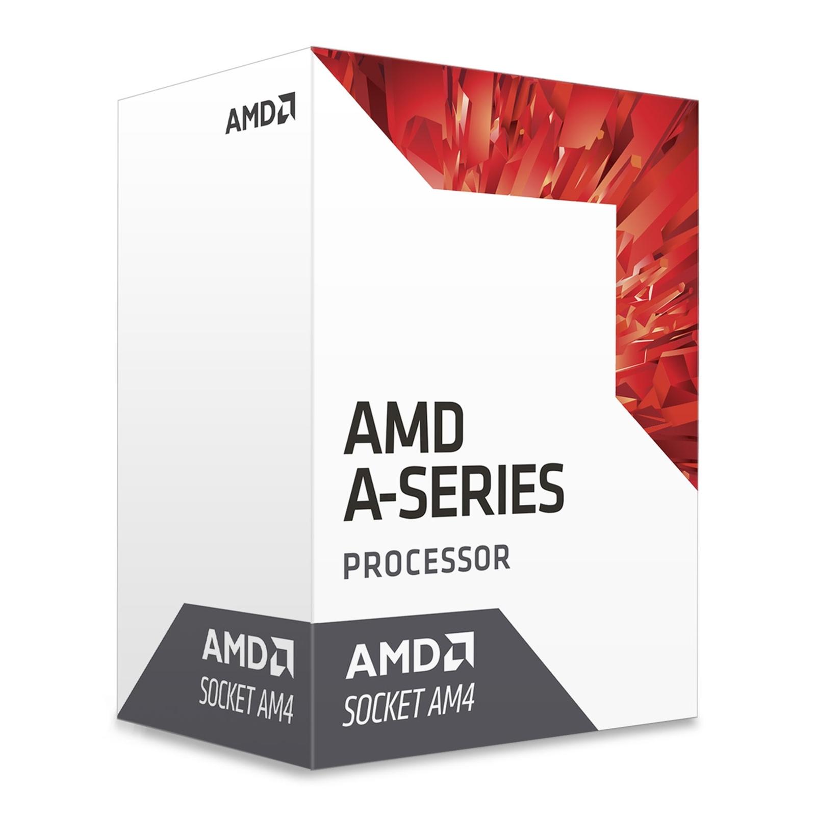 AMD A8 9600 3.1GHz Quad Core AM4