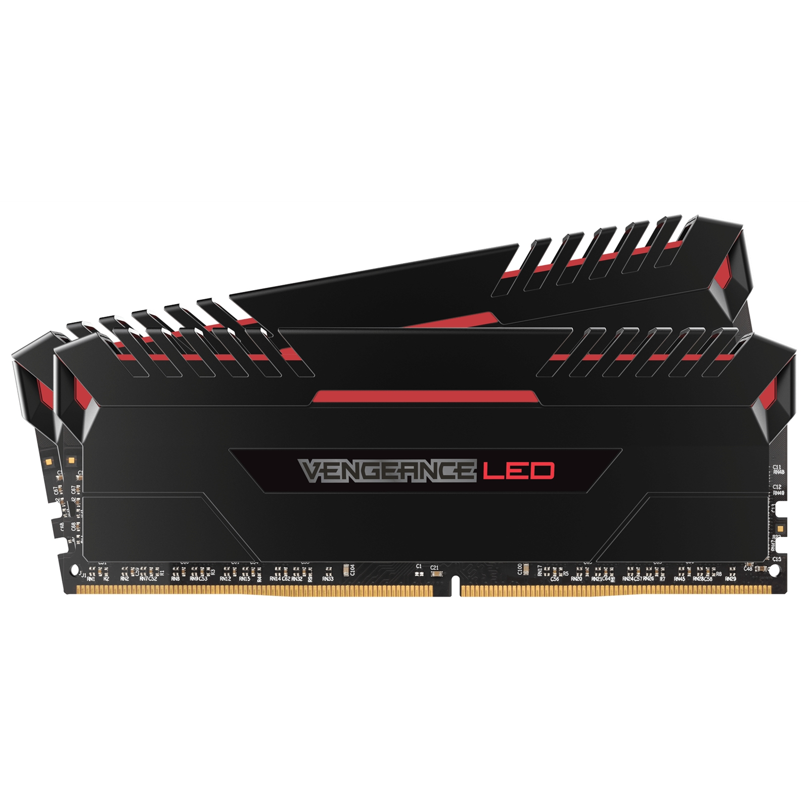 Corsair 16GB (2X 8GB)3000 DDR4 Ram Vengeance LED