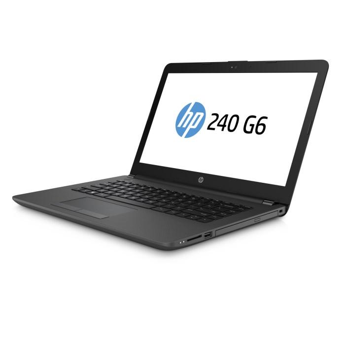 HP 240 G6 Intel i3-7020U 2.5Ghz 1TB 8GB Win 10