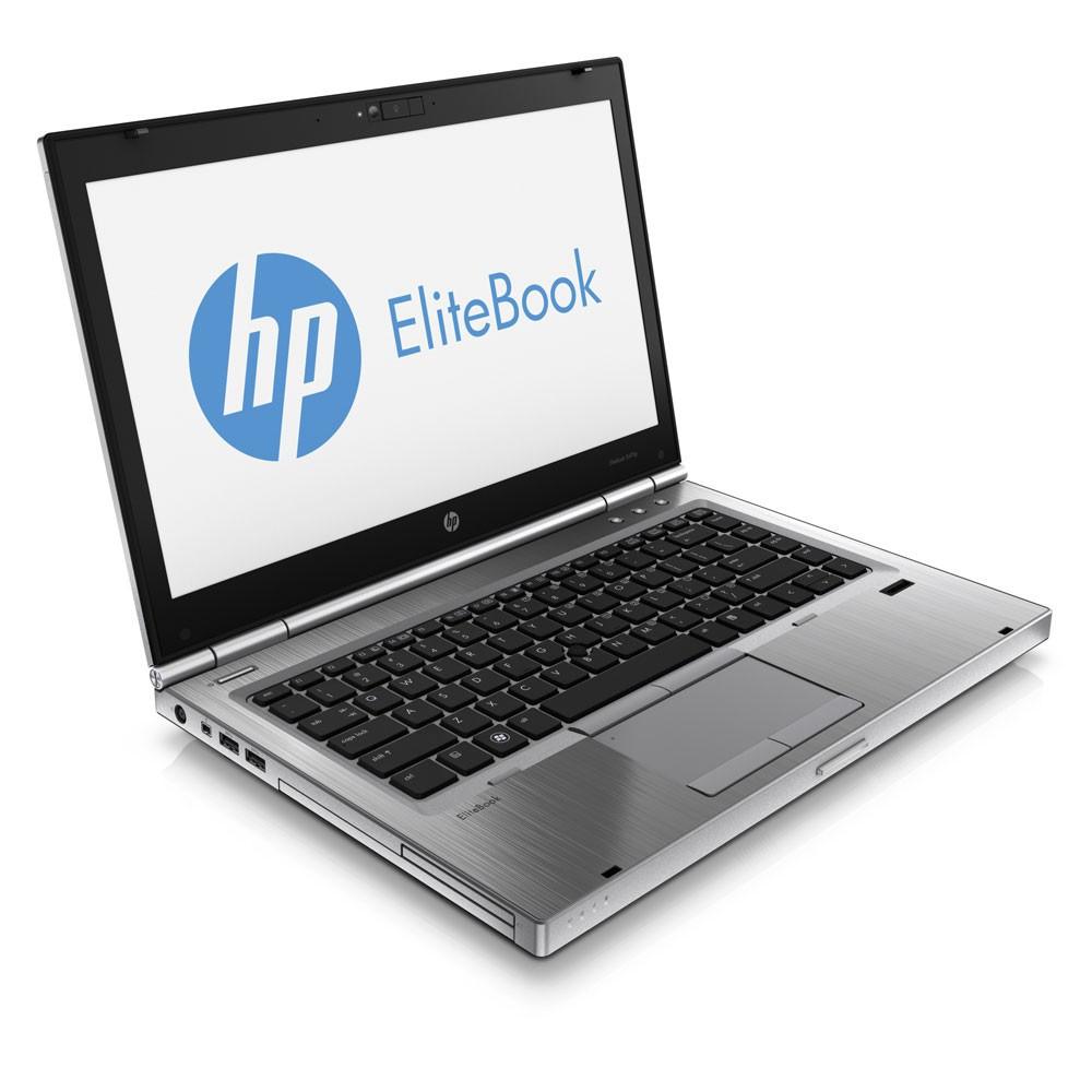 REFURBISHED HP Elitebook 8470P i5-3320M 120Gb SSD 4Gb Ram WIndows 10 Pro