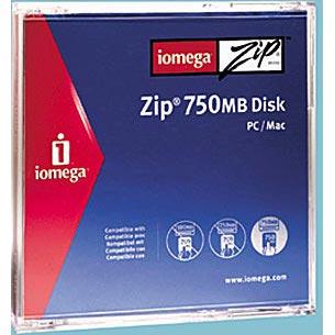 Zip 750MB Disk